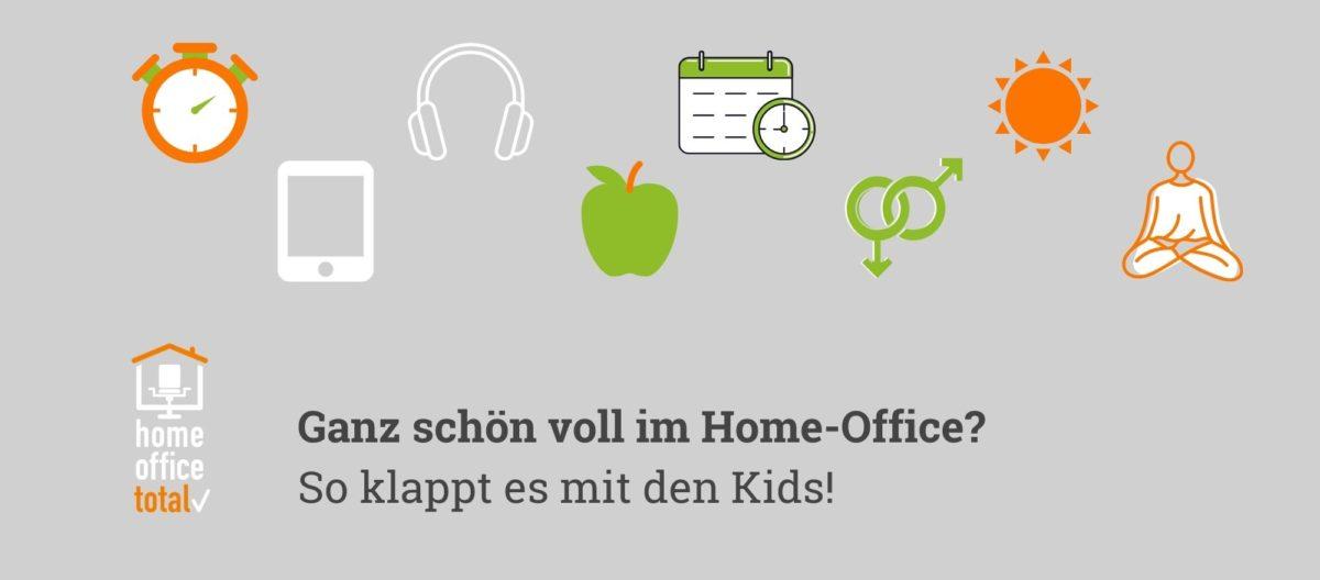 Home-Office mit Kids (Quelle: HOT)